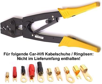 Crimpzange HS38 5,5 5,5 5,5 - 38 mm² ideal für Car-HiFi Auto unisolierte Kabelschuhe KFZ B005903X32 | Sorgfältig ausgewählte Materialien  f1f6f1
