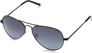 بولارويد نظارة شمسية للجنسين، لون العدسة رمادي، PLD 1017/S 22763900358WJ