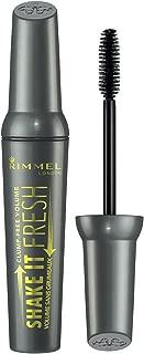 Rimmel Shake It Fresh Mascara, 003 Extreme Black (Pack of 2)