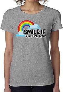 Mejor Smile If You Re Gay T Shirt de 2020 - Mejor valorados y revisados