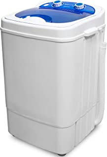 Deco Home Portable Washing Machine for Apartments, Dorms, and Tiny Homes with 8.8 lb Capacity,...