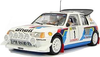 SRC- Peugeot 205 T16 EVO2 Rally Montecarlo 1986 Salonen-Harjanne, Multicolor (03701)