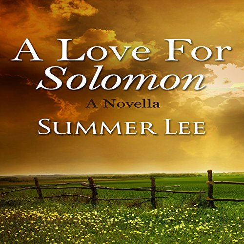 A Love for Solomon audiobook cover art