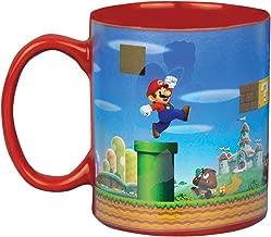 Paladone Nintendo Super Mario Brothers Heat Changing Ceramic Coffee Mug