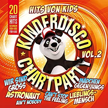 Kinderdisco Chartparty, Vol. 2