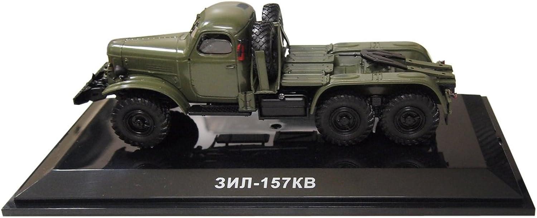 DIP 1 43 ZIL-157KV 1961 Light Grün (Japan-Import)