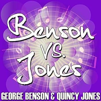 Benson vs. Jones