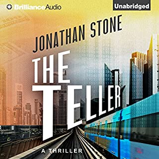 The Teller                   By:                                                                                                                                 Jonathan Stone                               Narrated by:                                                                                                                                 Karen Peakes                      Length: 7 hrs and 17 mins     177 ratings     Overall 3.8