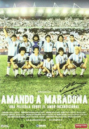 Amando A Maradona [DVD]