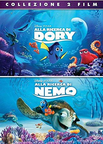 Cofanetto Alla Ricerca Di Dory / Alla Ricerca Di Nemo (2 Dvd)