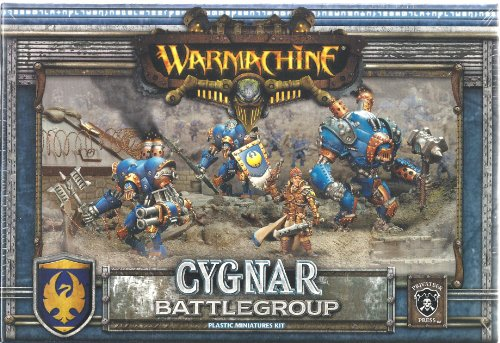Cygnar battlegroup FR