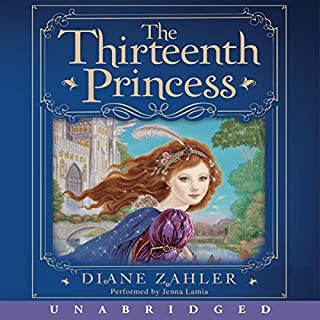 The Thirteenth Princess audiobook cover art