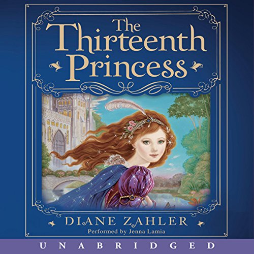 The Thirteenth Princess Titelbild