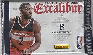 2016-17 Panini Excalibur Basketball Retail Pack of 8 Cards (Ben Simmons RC?)