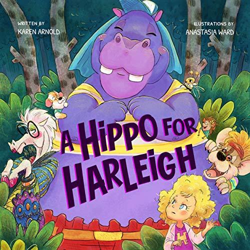 A Hippo for Harleigh (English Edition)