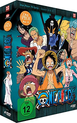 One Piece - TV Serie - Vol. 12 - [DVD]