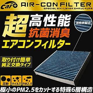 エアコンフィルター 超高性能タイプ ステップワゴンスパーダ RK5 RK6