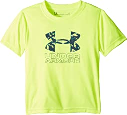 Knockout Multi Big Logo Short Sleeve Tee (Toddler)