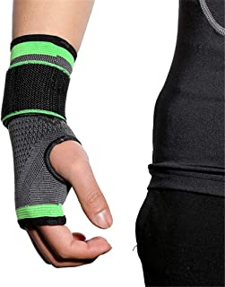 VIOST Wrist Support Hand Brace Carpal Tunnel Splint-Arthritis Protector Glove Thai Boxing Ankle Taekwondo Wrist Protector