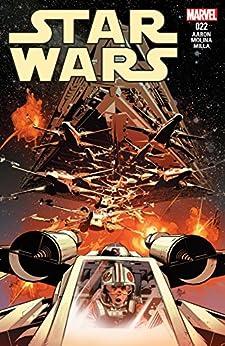 Star Wars (2015-2019) #22 by [Jason Aaron, Mike Deodato, Jorge Molina]