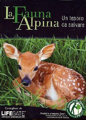 La Fauna Alpina (Dvd+Booklet) [Italia]
