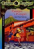 La Cabane magique, tome 8 - Panique à Pompéi - Bayard Jeunesse - 23/10/2003