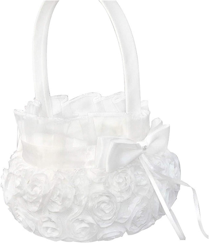 Flower Basket Wedding 55% OFF Girl Romantic Low price