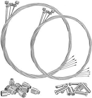 Osgow 10PCS Bike Brake Cable, Premium Bicycle Brake...