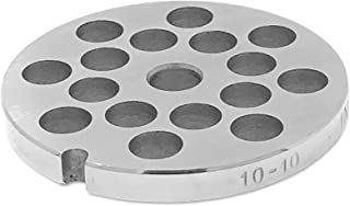 #10/12 Stainless Steel Plate Disc Blade for Meat Grinder (3/8
