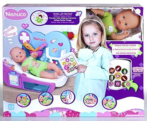escuela de nenuco fabricante Nenuco