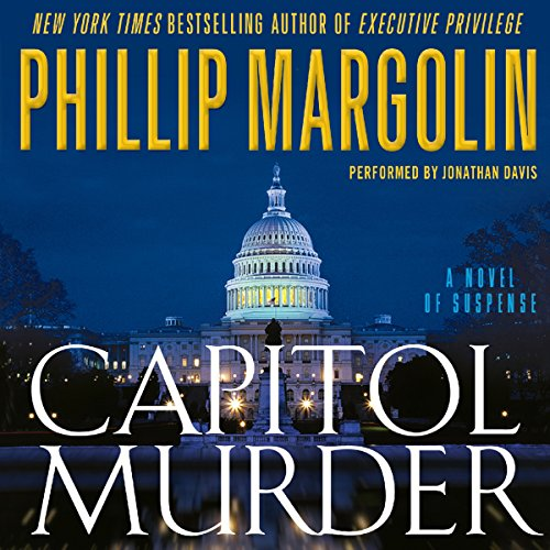 Capitol Murder  By  cover art