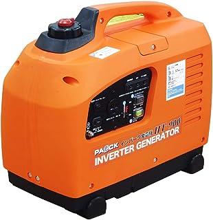 パオック(PAOCK) インバータ発電機 定格出力:0.9kVA HT-900