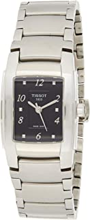 Tissot Women's Quartz Watch, Analog Display and Stainless Steel Strap T073.310.11.3477.77