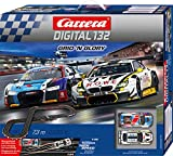 Carrera DIGITAL 132 Grid 'n Glory 20030010 Autorennbahn Set