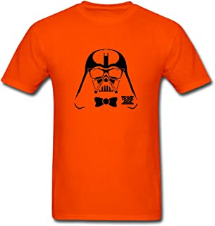 AneSwing Comforsoft Dork Vader Glasses Male T-Shirt
