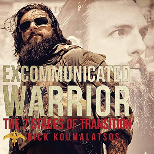 Excommunicated Warrior audiobook cover art