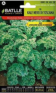 comprar comparacion Semillas Hortícolas - Col Kale Nero di Toscana - Batlle