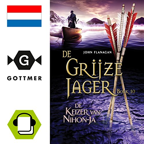 De Keizer van Nihon-Ja audiobook cover art