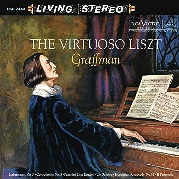 Liszt: Paganini Études/Liebestraum In A-Flat Major (No. 3)/Étude No. 3 In D-Flat Major (''Un Sospiro'')/Hungarian Rhapsody No. 11