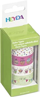 Display Deko Tapes/Garland coloured