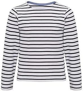 Childrens/Kids Mariniere Coastal Long Sleeve T-Shirt