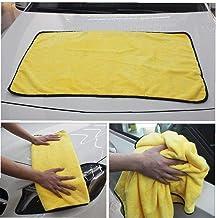 Beito 1pc Absorbente estupendo Car Wash paño de Microfibra Toalla de Limpieza Paños de Trapo de Secado de Toallas Detalle de Coches Pulido Car Care (d)