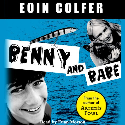 Benny and Babe audiobook cover art