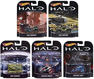 Best 2017 hot wheels halo Reviews