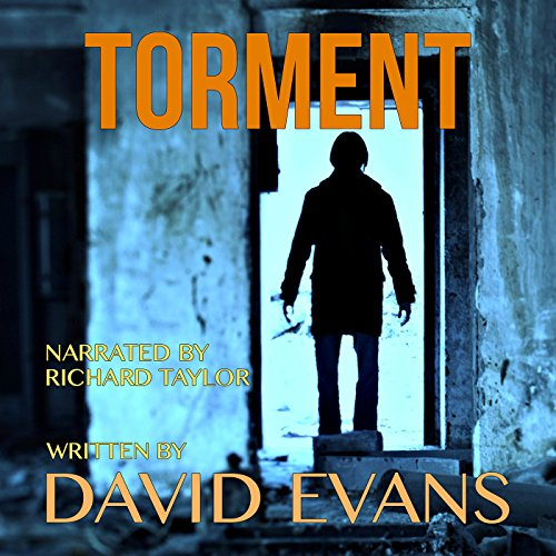 Torment: An Original Detective Thriller audiobook cover art