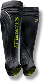 Storelli BodyShield Leg Guards | Protective Soccer Shin Guard Holders | Enhanced Lower Leg and Ankle Protection