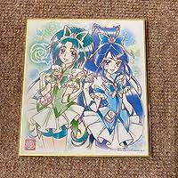 プリキュア色紙art3 ミント&アクア