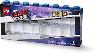 LEGO Minifigure Display Case Large Movie Sleeve-Blue