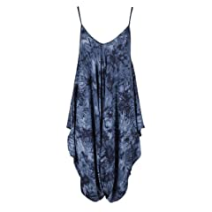 Rovinci/_Womens Clothing Plus Size Womens Jumpsuit Strapless Mini Playsuit Ladies Short Pants Cami Top Holiday Printed Jumpsuit Ladies Summer Beach Rompers