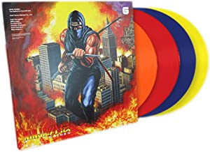 Ninja Gaiden The Definitive Soundtrack Vol. 1+2 vinyl Exclusive Colored vinyl [vinyl] Keiji Yamagishi, Mikio Saito and Ryuichi Nitta